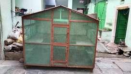 Iron cage big size
