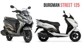 CHRISTMAN OFFER FOR BURGMAN / MUMBAI MIRA ROAD