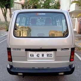 Maruti Suzuki Omni 5 Seater, 2017, Petrol