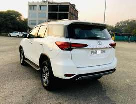 Toyota Fortuner 4x2 Automatic, 2017, Diesel