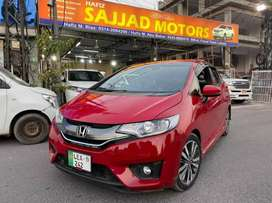 Honda Fit S Package Hybrid Paddle Shifter Verifiable