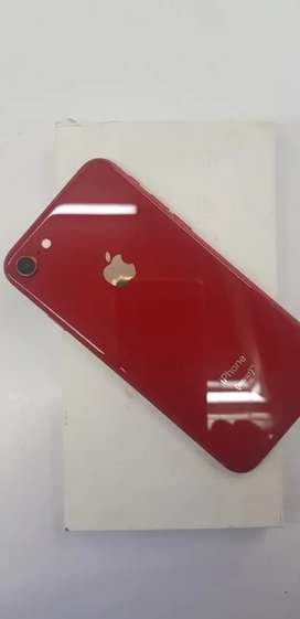 Apple 8 64GB red warranty over 99% condition