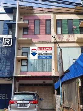 Ruko di kawasan bisnis bagus strategis di Serpong Tangerang