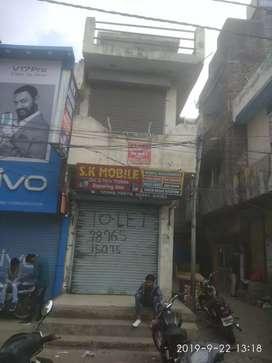 Shop for sale at Karnal
