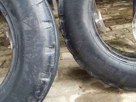 Tractor fornt tyre good condition