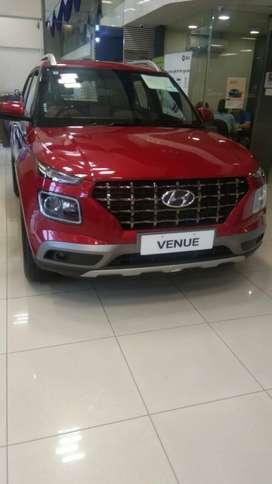 Hyundai Venue SX, 2019, Petrol