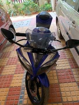 Yamaha r-15 version -2