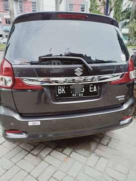 Suzuki Ertiga Hybrid  2017