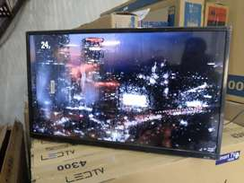 LED TV 40 INCHI SMART +  ANDROIAD LED TV WITH 1YR. WARRANTY & DELIVERY