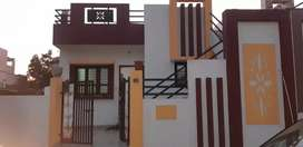 Well maintained house with superb marble finishing