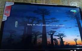 BIG SCREEN NEW 52 inch oled led tv 4k 3860P0 ips panel soundbaar WRNTY