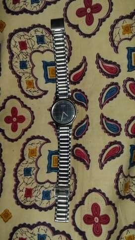 Jam tangan rantai merek RICOH vintage made in japan
