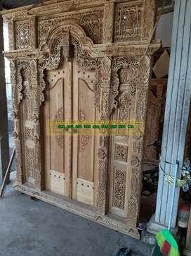cuci gudang pintu gebyok gapuro jendela rumah masjid musholla yidi