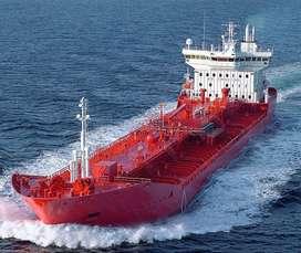Urgent requirement in merchant Navy