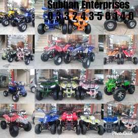 "Fresh Arrivals Atv Quad 4 Wheels Bike Available At""SUBHAN ENTERPRISES"""