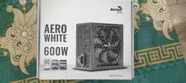 Power Supply 600W AERO White