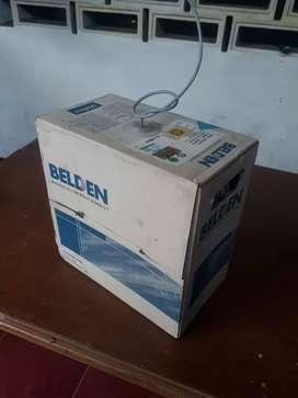Kabel Lan Belden USA Cat 5E Eceran per Meter