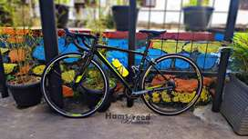 POLYGON STRATTOS S4 2019 Size 48 Sepeda Road Bike not Pacific United