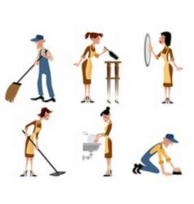 Need a female maid for day time at DHA phase 3 & F.B Area