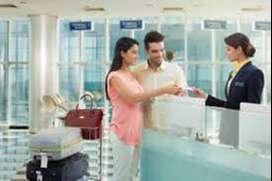 Accountant job at Bhopal Airport.
