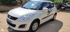 Maruti Suzuki Swift VXi ABS, 2017, Petrol