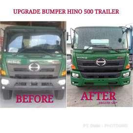 UPGRADE BUMPER Hino SG 500 New Ranger Trailer Jember NEW Ready Stock