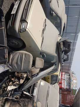 Maruti Suzuki 800 not for sale only parts for