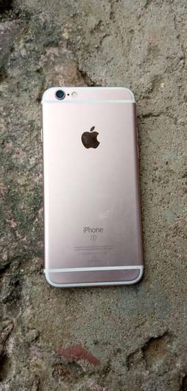 no dunt i phone 6s 16 gb exching offre  9 manth old