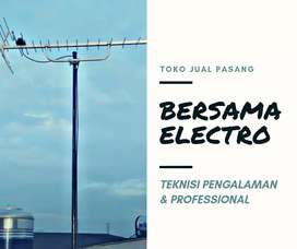 Instalasi Menerima Pasang Signal Antena TV
