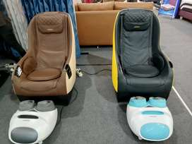 Kursi pijat Neo fit dan foot dream