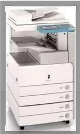 Xerox machine operator