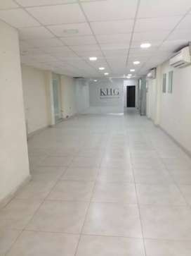 Blue area office 700 square feet for Rent Jinnah avenue prime location