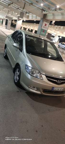 Honda City ZX Vtec 2007 Petrol Well Maintained