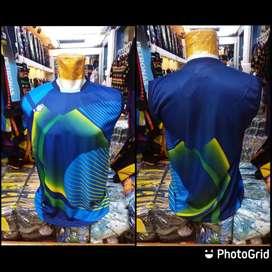 Baju/singlet badminton/bulutangkis
