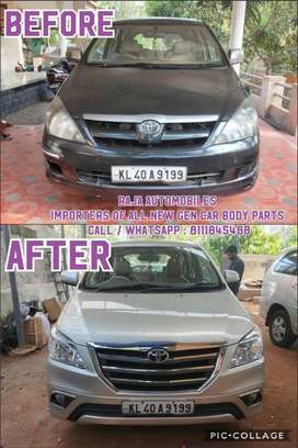 Innova New Model Conversion Imported Body Parts