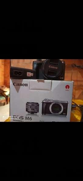 Kamera canon eos m6