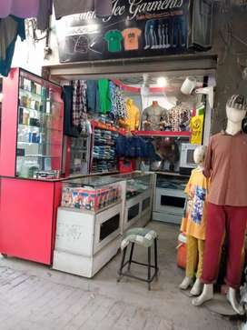 Shop for selling