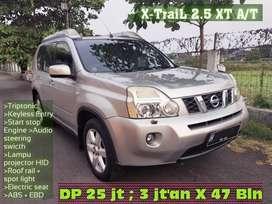 Nissan X-Trail 2.5 XT 2010 Kondisi Iztimewa