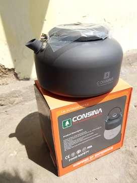 Teko 1,4 liter, bisa untuk masak, merk consina