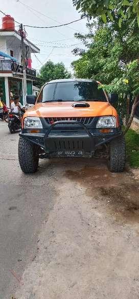 mitsubishi l.200  fuel modif off road,mesin standar.(khusus batam)