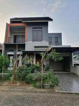 Rumah Semarang BSB City Mijen, Graha Taman Bunga, Siap Huni