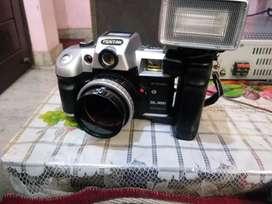 Pentax reel camera