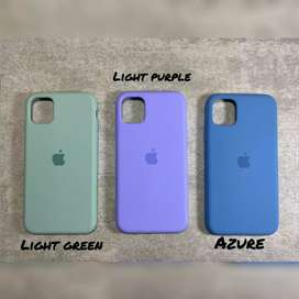 Case silicon iphone 6/6S 7/7+ 8/8+ X/Xs 11/11pro