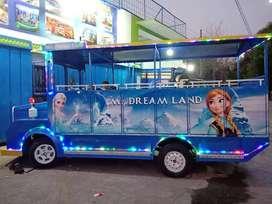 kereta mini wisata cantik kesukaan anak paket meja pasir kinetik TWB