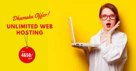 Cheap Web Hostings - Unlimited Disk space & bandwidth