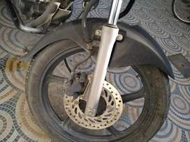 CBZ extreme black TN registration in good condition
