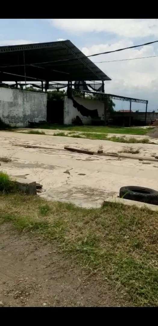 Tanah Gudang Pabrik Industri Warujayeng Nganjuk Lengkong Saruta ByPass 0