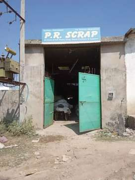 Factory for rent in city are of beawar.near by mewari gate