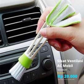 Sikat Pembersih interior Mobil