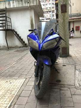 Yamaha r15 v1 Japanese engine 6 gear fixed price